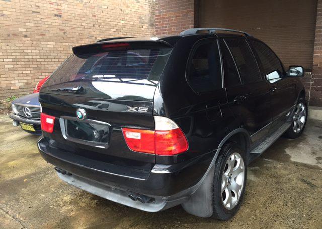 Bmw X5 E53 2004 Wagon Eurologic Spares